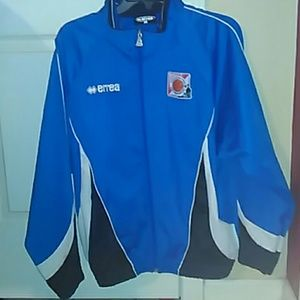 Jackets & Blazers - Overseas pro basketball warm up jacket VINTAGE!!!